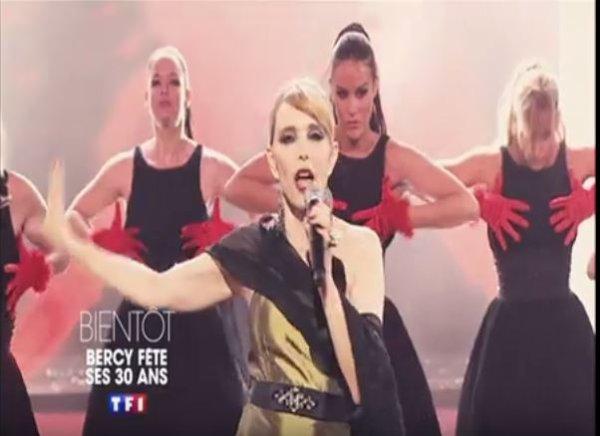 Le 04 décembre sur TF1 ... En direct , concert (complet) des 30 ans de BERCY !