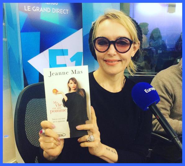 NEWS RADIO :  EUROPE 1 consacre 1 heure de son antenne  au  végétarisme  et au livre de JEANNE  en la recevant en direct pour débattre avec 3  docteurs