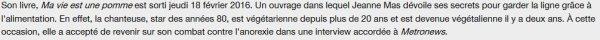 """News web : Article sur Jeanne sur """"FEMMES.orange.fr"""""""