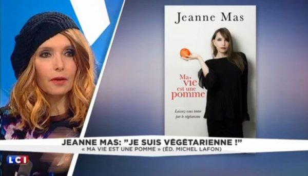 News TV : JEANNE MAS était sur LCI ce mardi 21 février
