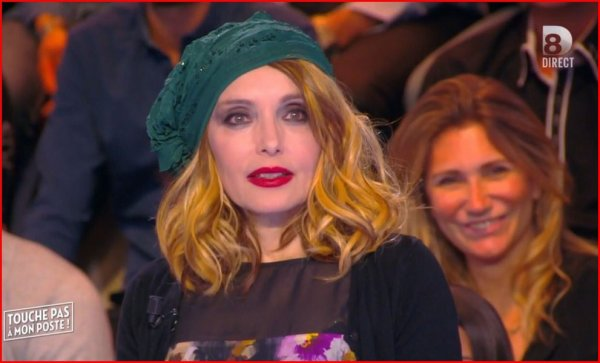NEWS TV : JEANNE, invitée de Cyril Hanouna ce jeudi 25 février sur D8 !