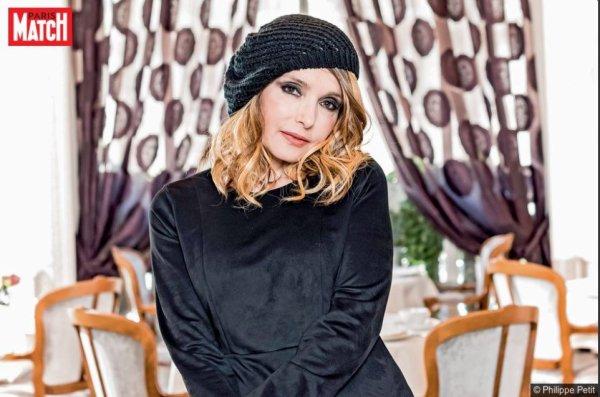 NEWS PRESSE : Interview de JEANNE dans  PARIS MATCH (03/03/16)