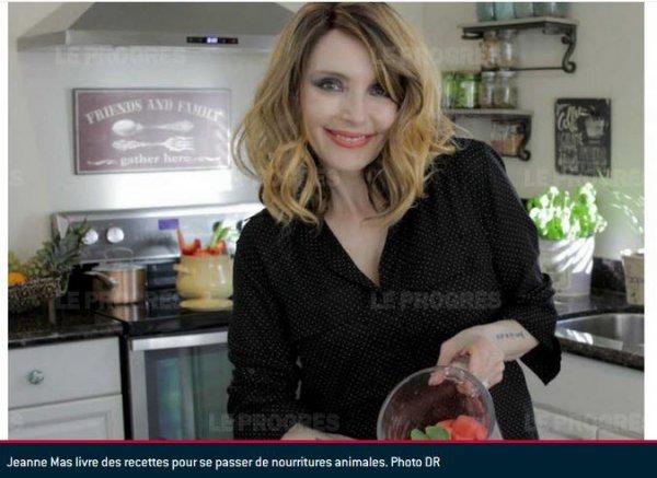 """NEWS PRESSE : Interview de JEANNE dans """"Le progrès"""" (région lyonnaise)"""