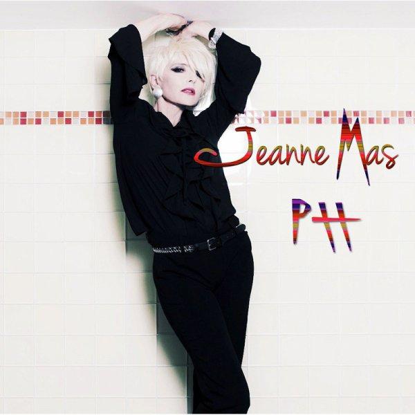 """NEWS !!!  JEANNE annonce le 1er janvier 2017  LA SORTIE de son nouvel album """"pH""""    prévue le 03 mars prochain"""