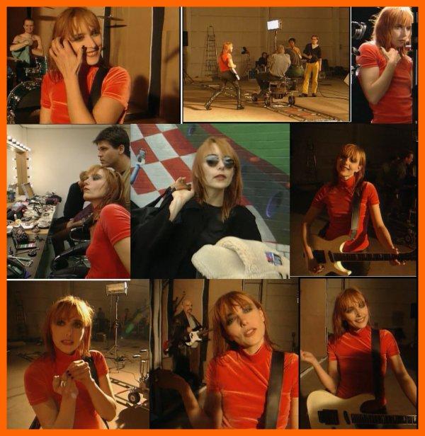 """En attendant des news du NOUVEL ALBUM """"pH""""... - Voici un document rare (vidéo): Sur le tournage du clip """"COTE H COTE CLEAN"""""""