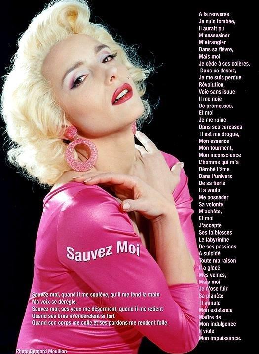 """En attendant la sortie du nouvel album... - Le titre """"SAUVEZ-MOI"""" fête ses 30 ans ! Février 1987 - Février 2017 - Semaine spéciale sur le blog avec :  - Interviews d'époque, passages TV - Les coulisses du clip, Photos...etc..."""