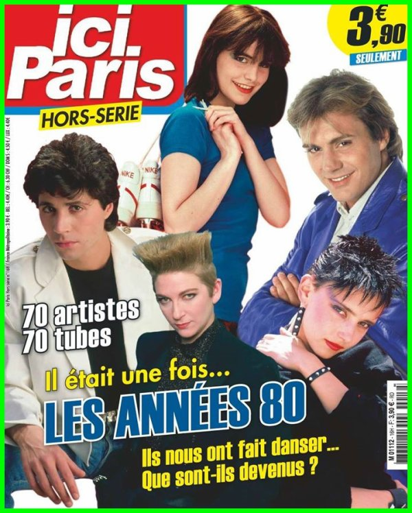 News presse ICI PARIS (Hors-série - n°1112 - 5  avril 2017)