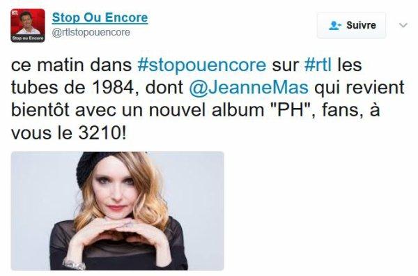 """""""Toute première fois"""" soumis aux votes des auditeurs d'RTL ce dimanche 09 avril 2017"""