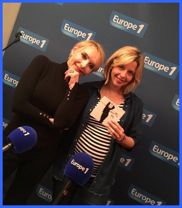 """Promo """"PH""""  (Acte 3)  - JEANNE était l'invitée de Wendy Bouchard dans """"Entre chien et loup"""" sur Europe 1 (22/04/17)"""
