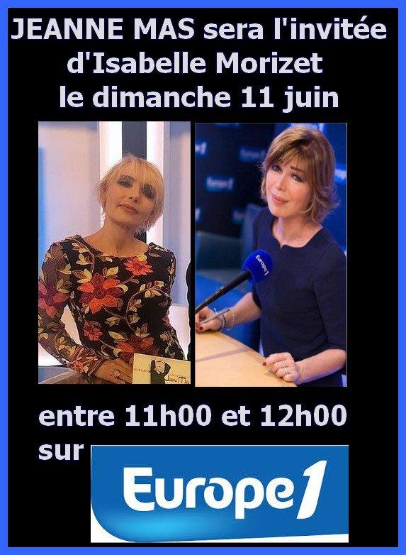 """Promo """"PH""""  (Acte 15) Jeanne est l'invitée de l'émission """"Il n'y a pas qu'une vie dans la vie"""""""