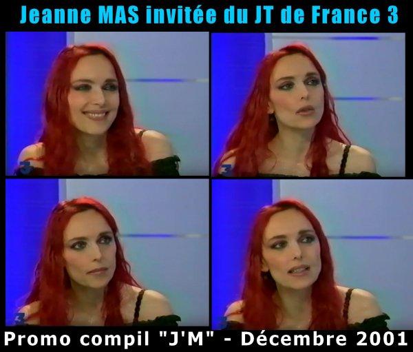 01 octobre 2007 - 01 octobre 2017 Le blog JEANNEMASENVRAI fête son 10ème anniversaire- Le passage TV inédit du jour...