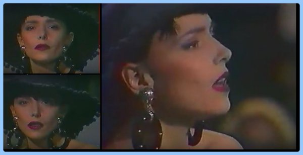 Le passage TV de la semaine - JEANNE MAS - L'ENFANT (version acoustique - 15/05/89) + Interview