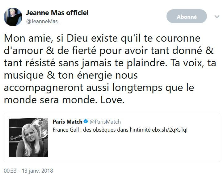 [font=Tahoma][c=#ffffff]Hommage à France GALL[/c][/font]