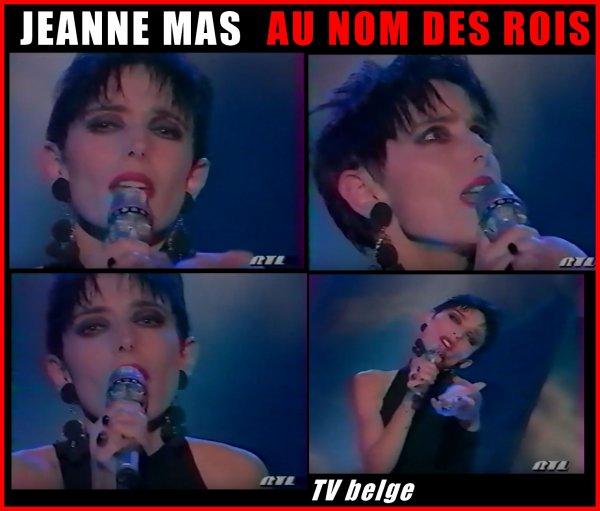 Le passage TV inédit de la semaine -  JEANNE MAS - AU NOM DES ROIS (1992)