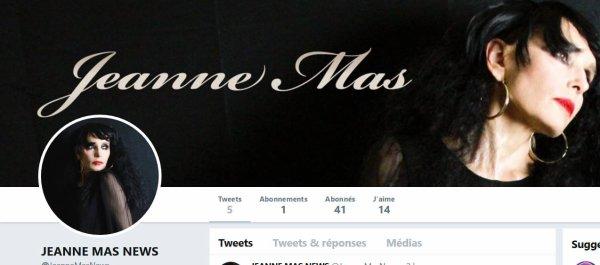 News - Ouverture d'un nouveau compte Twitter officiel