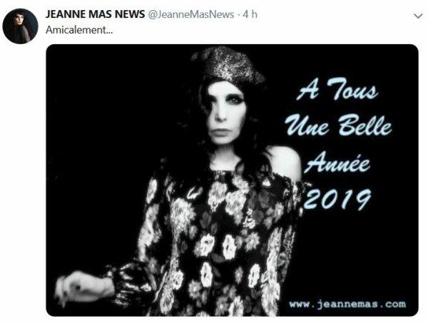 BONNE ANNEE 2019 A TOUTES ET A TOUS !