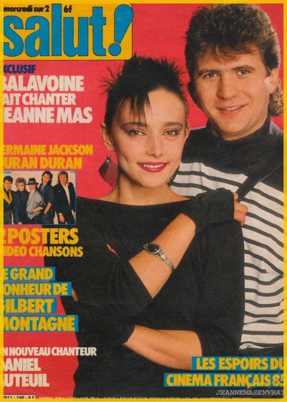 Il y a 33 ans déjà... - Pensée pour Daniel Balavoine