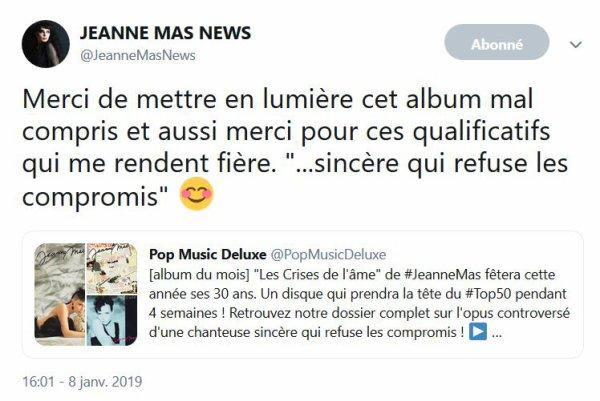 """1989 - 2019 - L'album """"LES CRISES DE L'AME"""" a 30 ans ! - Tout au long de l'année, à travers documents, photos, vidéos... nous allons retracer le parcours de cet album..."""