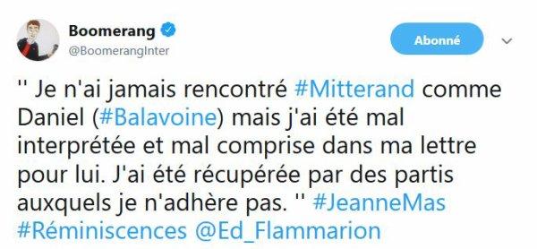 "News radio -  Jeanne sur France Inter Emission ""Boomerang"" (10/05/19) présentée  par Augustin Trapenard"