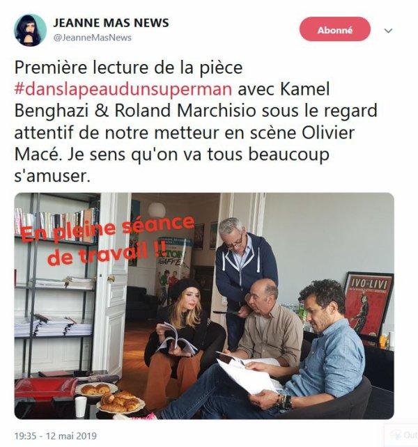 News théatre