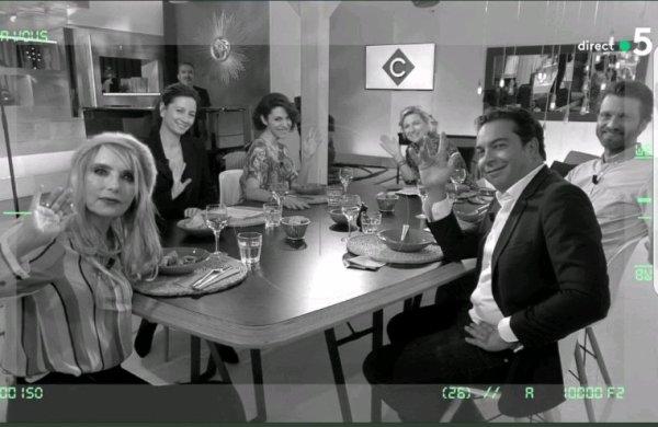 """News TV - Jeanne dans """"C  à vous la suite"""" (France 5 - 14/05/19)"""