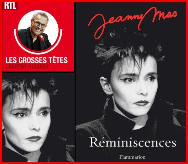 "News radio - Jeanne invitée mystère des ""Grosses têtes"" (RTL - 17/5/19)"