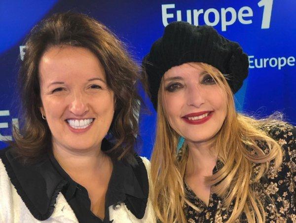 """News radio - Jeanne est l'invitée d'Anne Roumanoff  dans """"ca fait du bien"""" sur Europe1 (17/5/19)"""