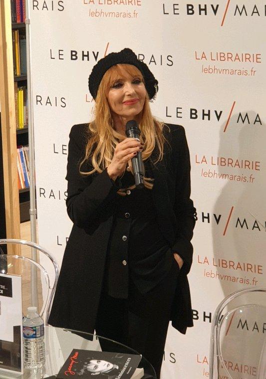 "Samedi 25 mai 2019 - Dédicace de ""Réminiscences"" au BHV Marais (Paris)"
