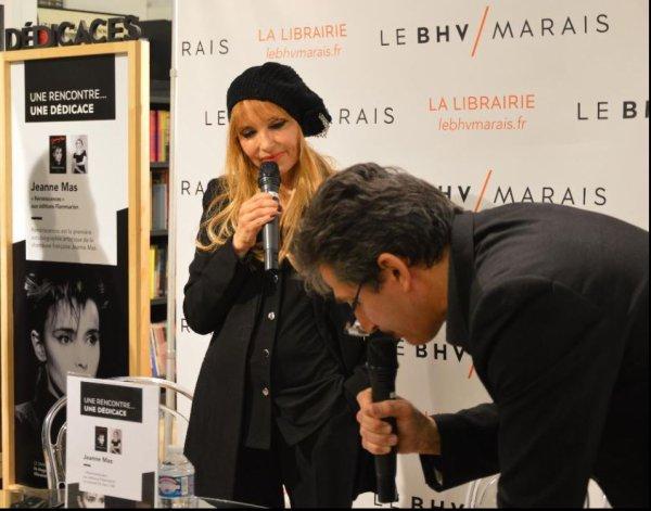 """Samedi 25 mai 2019 - Dédicace de """"Réminiscences"""" et """" Goodbye je reviendrai"""" au BHV Marais (Paris)"""