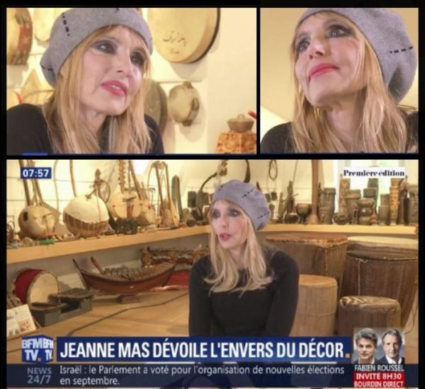 News TV - JEANNNE sur BFMTV (30/5/19)