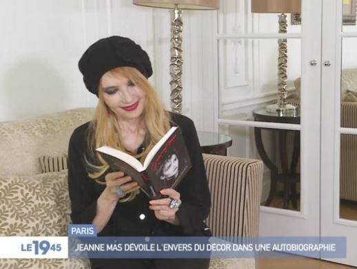 News TV - JEANNE dans le JT 19/45 d'M6 (30/5/19)
