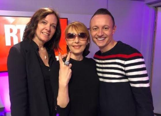 "News Radio - Jeanne invitée d' ""On refait la télé"" (RTL) les 01 & 02/06/19"