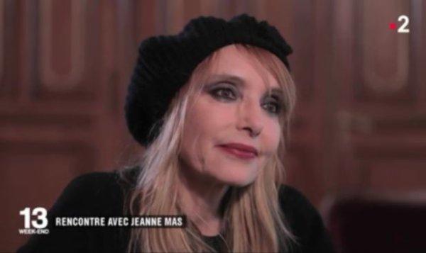 News TV -  Jeanne en interview dans le JT  de 13h00 de France 2 (01/6/19)