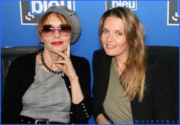"""News radio -  Jeanne en interview toute la semaine  dans """"Paris express"""" (France Bleu)"""