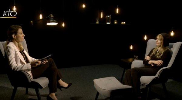 """News TV - Jeanne invitée de """"Lumière intérieure"""" (KTO - 08/06/19)"""