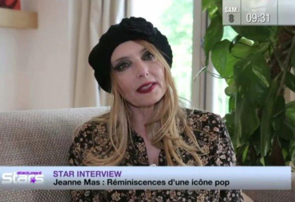 "News TV - Jeanne dans ""Absolument Stars"" (M6 - 08/06/19)"