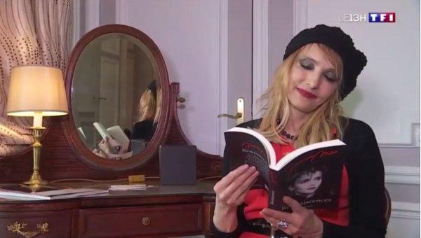 News TV - Jeanne en interview dans le  JT de TF1 (21/06/19)