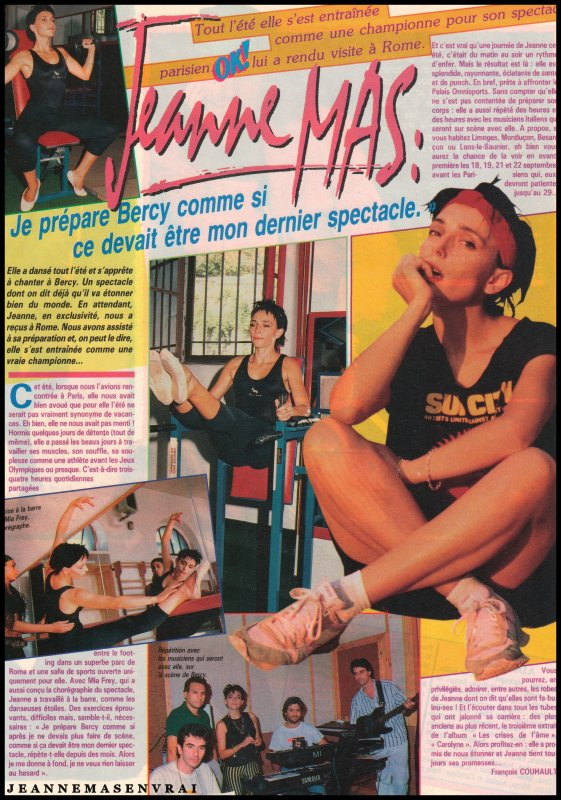 """1989 - 2019 - L'album """"LES CRISES DE L'AME"""" a 30 ans !- Episode 17Période BERCY"""