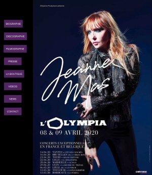 """Fermeture de la page Twitter officielle """"Jeanne MAS News"""" - Précisions de jeannemas.com"""