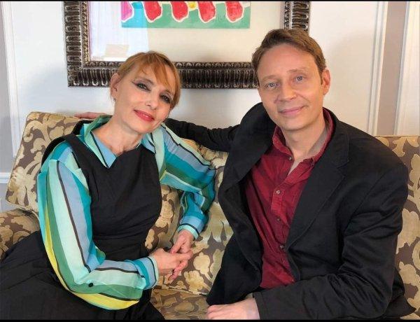 """News TV - Jeanne est l'invitée de """"Micro-Miroir"""" sur MELODY TV..."""