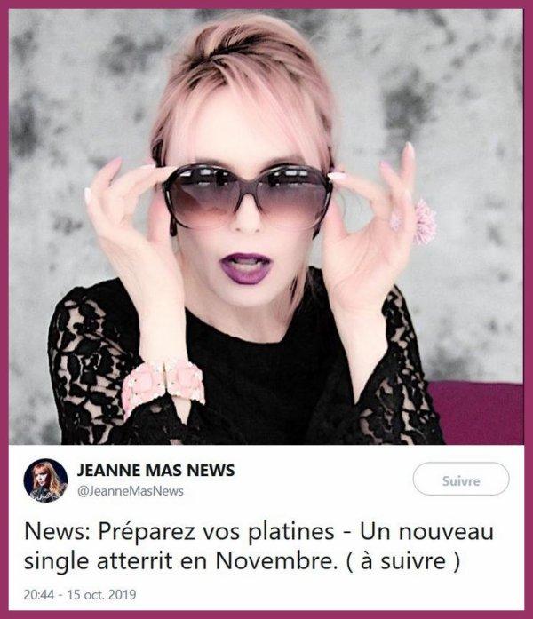 Réouverture du compte Twitter officiel - NEWS musique