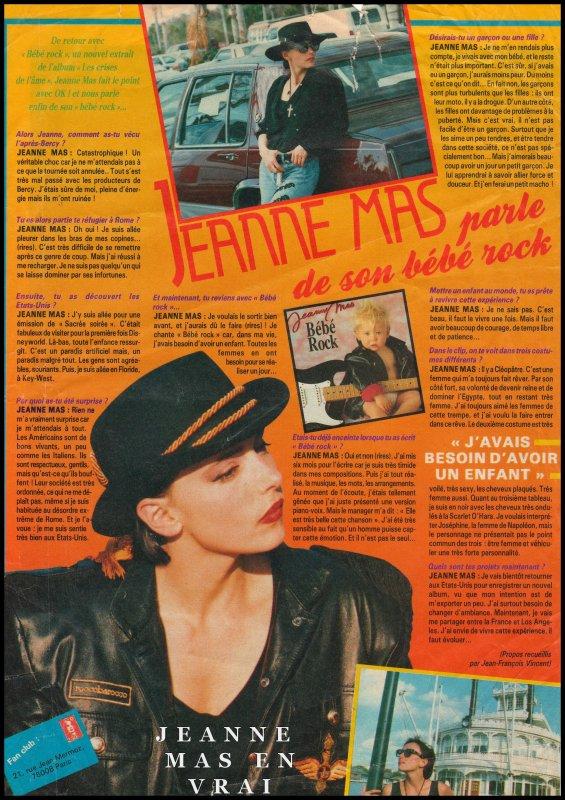 """Dossier spécial BEBE ROCK [1990 - 2020 - Le titre """"Bébé Rock"""" a 30 ans]"""