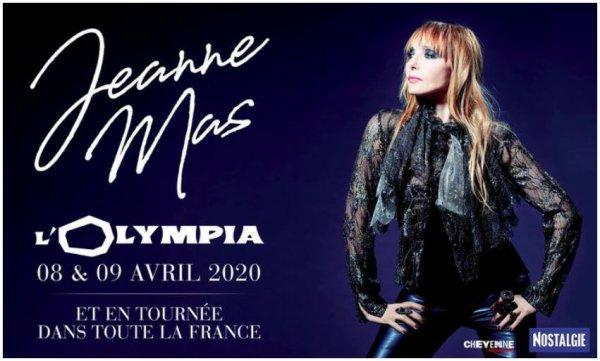 News - Radio Nostalgie est partenaire de l'Olympia 2020 et de la tournée qui suivra !