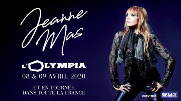 OLYMPIA 2020   Mardi 19 et mercredi 20 mai