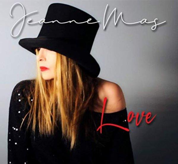 """Sondage - Jeanne MAS - Nouvel album """"LOVE"""" Désignez vos 3 titres préférés !"""