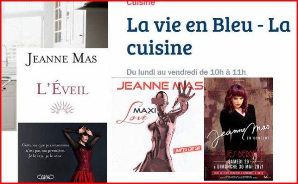 News - Jeanne était, en direct,  ce 28/10/20  l'invitée de France Bleu La Rochelle