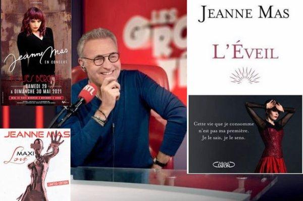 News radio - Jeanne était ce 13/11/20 l'invitée mystère des GROSSES TETES d'RTL