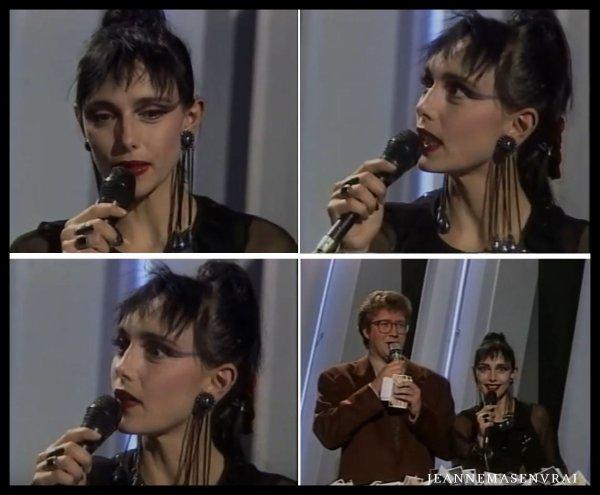 """L' ALBUM """"L'ART DES FEMMES A  ANS"""" a 30 ans !  - Interview (belge) inédite de Jeanne MAS (16/12/1990)"""