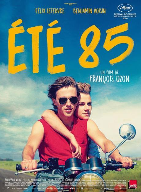 """Clin d'oeil -  Découvrez le court extrait de """"Toute première fois"""" dans le film de François Ozon """"ETE 85"""" (2020)"""