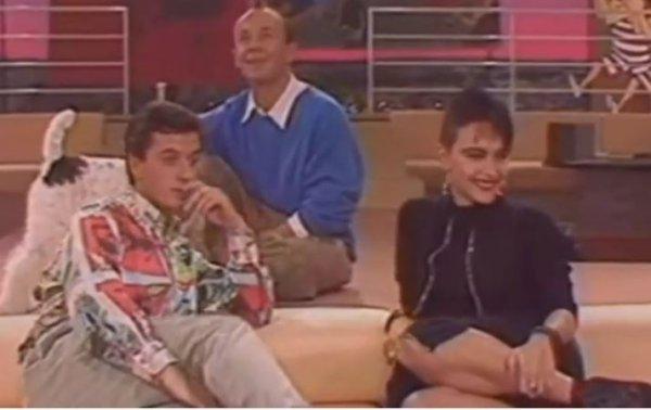 """Le passage TV de la semaine - Jeanne interviewée par Christophe Dechavanne dans """"C'est encore mieux l'après-midi"""" (14/10/1986)"""